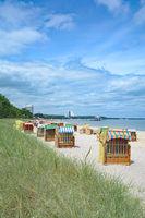 in Timmendorfer Strand an der Ostsee,Schleswig-Holstein,Deutschland