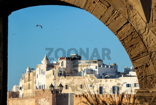 City of Essaouira in Morocco