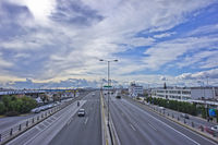 Kifissos Highway, Greece, Athens