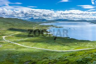 Landschaft in Jotunheimen-8