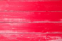 Red Wooden Background, Copy Space