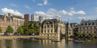 Museum Mauritshuis and Torentje The Hague