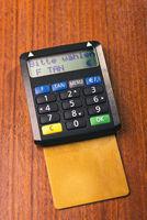 TAN-Generator mit Scheckkarte