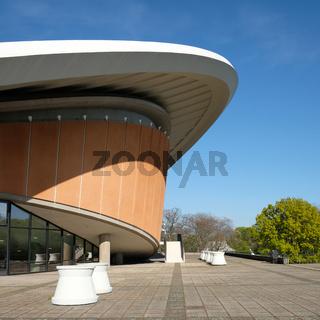 The 'Haus der Kulturen der Welt (House of World Cultures).