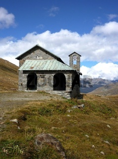 Bergkapelle - Gavia Pass