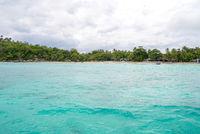 Snorkeling point Phuket