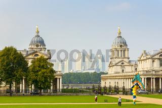 The University of Greenwich, UK