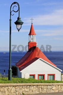 Kapelle von Tadoussac, Tadoussac , Kanada