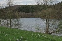 See in der Eifel