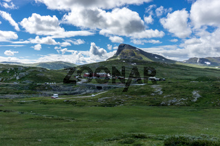 Landschaft in Jotunheimen-2
