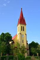 Comlosu Mare church