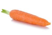 Karotte Möhre Gemüse Freisteller freigestellt isoliert