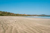 beach landscape , coastline with tropical plant background - Panama