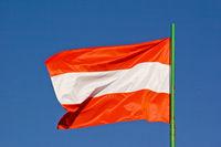 Österreichische Nationalflagge