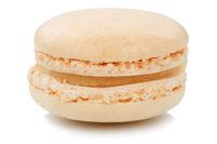 Mandel Macaron Macaroon Keks Nachtisch Dessert aus Frankreich Freisteller