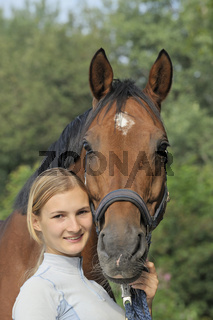 Liebe zum Pferd
