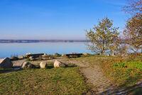 Sedlitzer See - Lake Sedlitz in  Lusatian Lake District