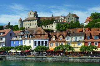 Picturesque town of Meersburg