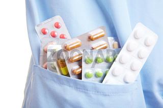 Tabletten stehlen