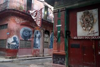 Strasse,Havanna