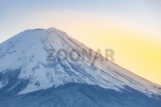 Mountain Fuji Kawaguchiko