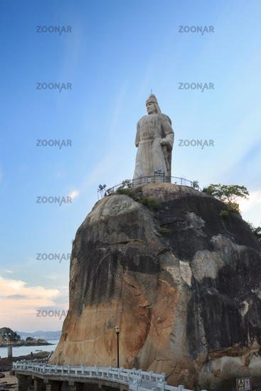 Haoyue Park Zheng Chenggong Statue