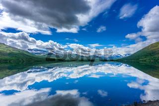 Landschaft in Jotunheimen-25