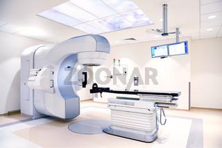 hospital linear accelerator
