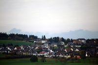 Blick über Watzenborn-Steinberg