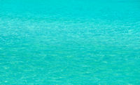 Clear water on sea coast