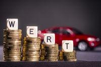 Autos mit Dieselantrieb fallen im Wert
