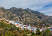 Medina blue city Chefchaouen, Morocco