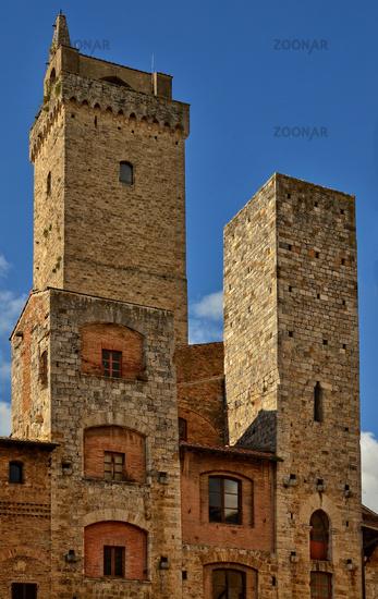 San Gimignano - das Manhattan des Mittelalters