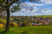 Village in Moravia - Czech Republic