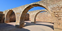 Rethymno Fortezza fortress ruins
