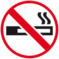 rauchen verboten symbol