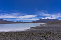 Laguna Capina, Bolivia, South America