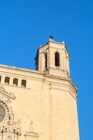 Basilic in Girona
