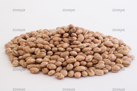 Pile of Pinto Beans