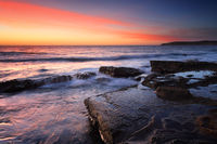Sunrise from Maroubra