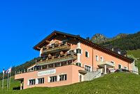 Hotel-Wellness Büel, St. Antönien, Prättigau, Graubünden, Schweiz