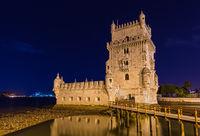 Belem Tower - Lisbon Portugal
