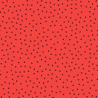 Fresh Sweet Natural Ripe Watermelon Seamless Pattern