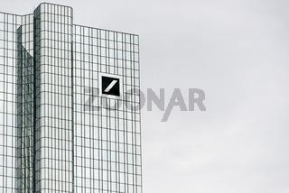Hochhaus der Deutschen Bank