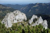 Plankenstein, Bayerische Alpen