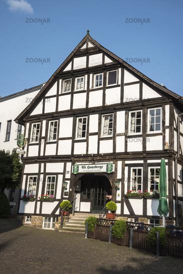 historic restaurant