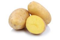 Kartoffeln Gemüse Freisteller freigestellt isoliert