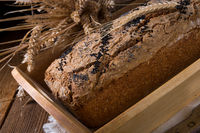 tasty homemade bread
