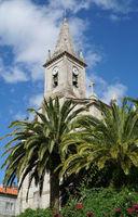 Kirche von Caldas de Reis, Galizien, Spanien