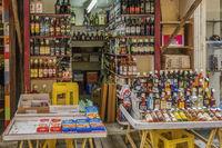 Street Drinks Shop, Valletta, Malta
